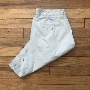 Vineyard Vines Yellow Club Shorts 32